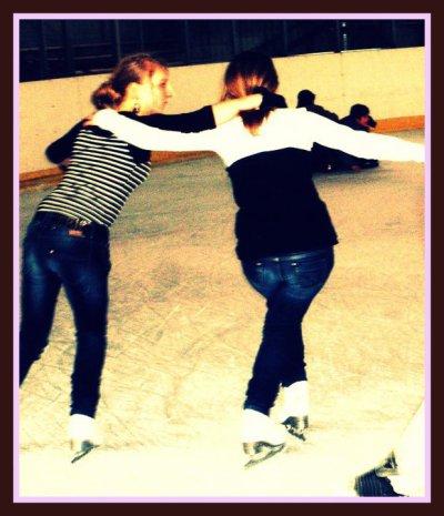 Le patinage, une passion, une vie, mon univers..