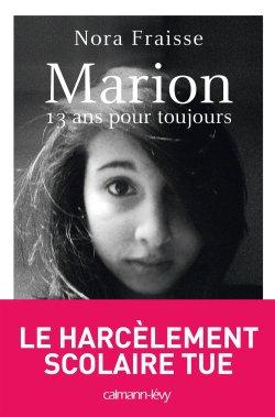 Livre : Marion 13 ans pour toujours