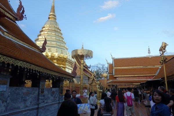 Chiang Mai : Avignon tropical