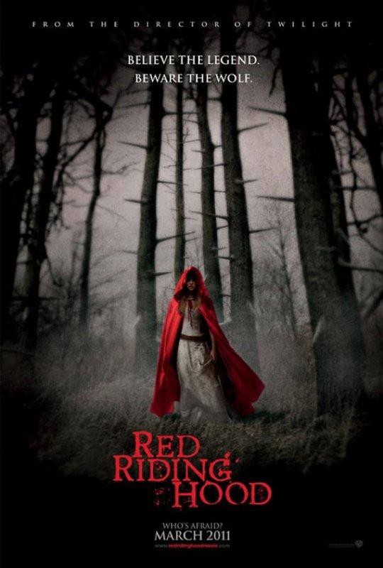 Michael Shanks à la première de Red Riding Hood + nouvelle vid