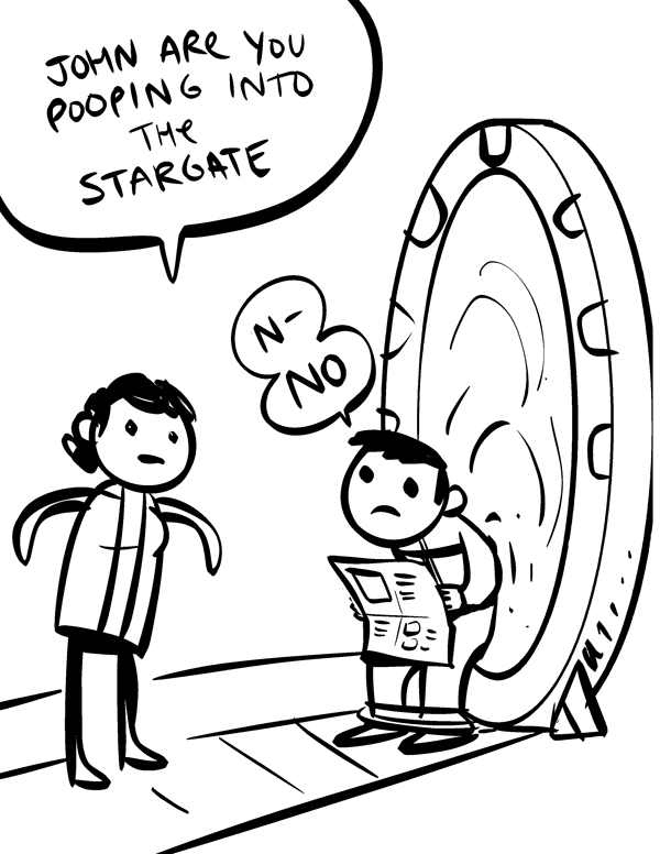 Stargate's draws