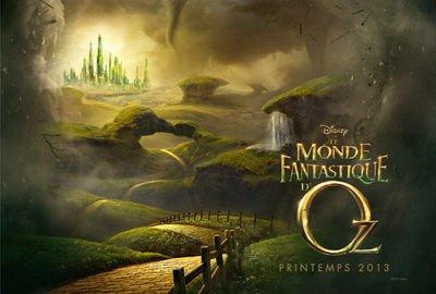 Le monde fantastique d' Oz