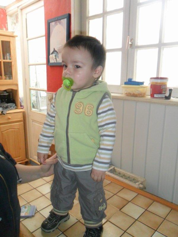 mon fils thibaut