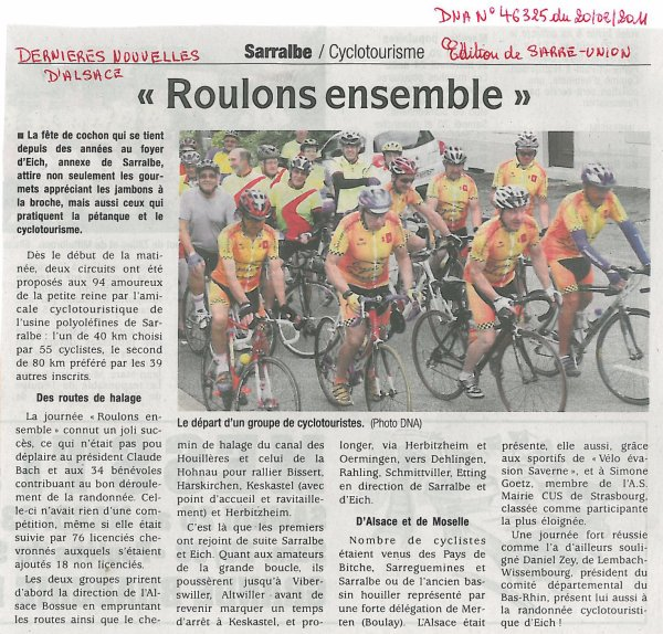 """  Roulons Ensemble 2011 (11) """