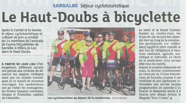 """Les honneurs de la """"Presse locale""""(2)"""