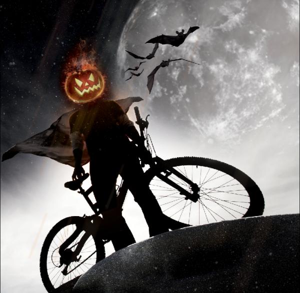 Charme du samedi - Halloween