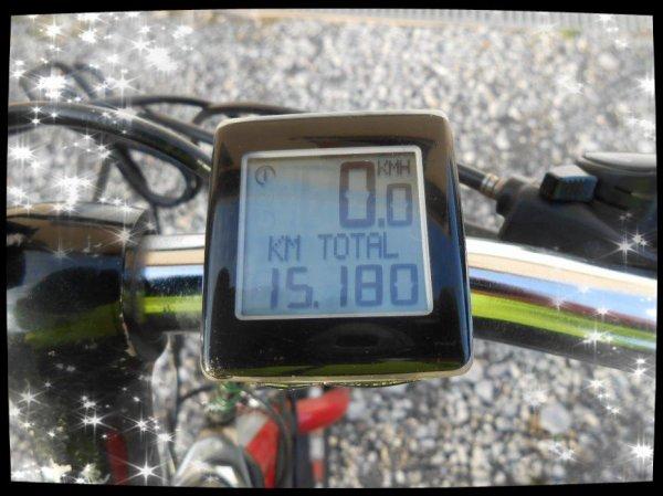 Mes kilomètres 2015