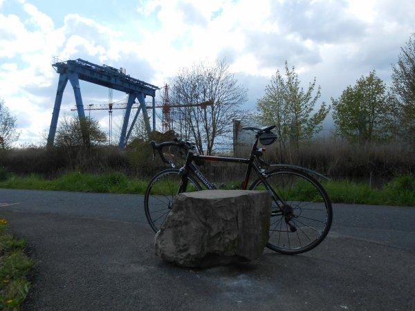 Vélo - Boulot 28.04.16