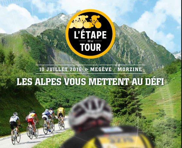L'étape du Tour 2016 !