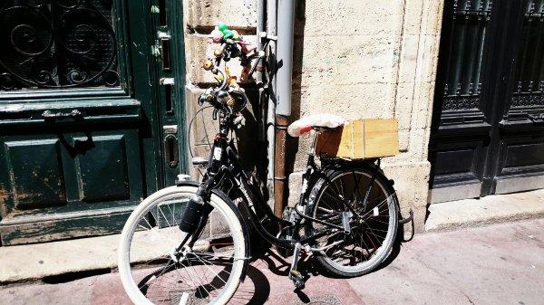 Vélo de rue !