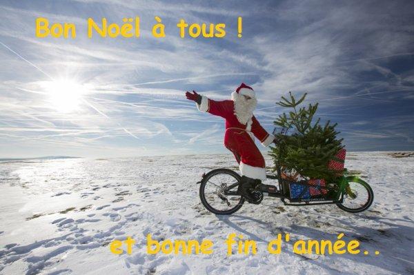 Bonne Fête de Noël !