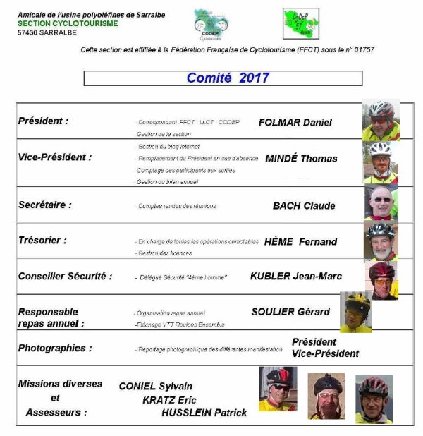 Comité 2017