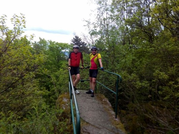 Sortie longue ''les cascades du Nideck''