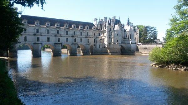 Le long de la Loire.