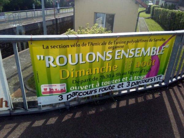 Roulons Ensemble 2017