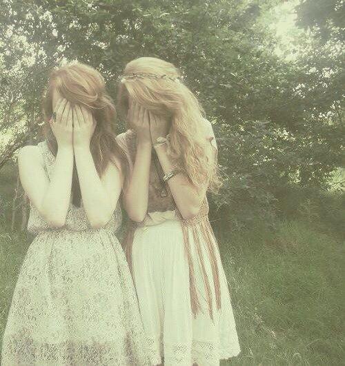 « L'amitié c'est plus fort que tout »