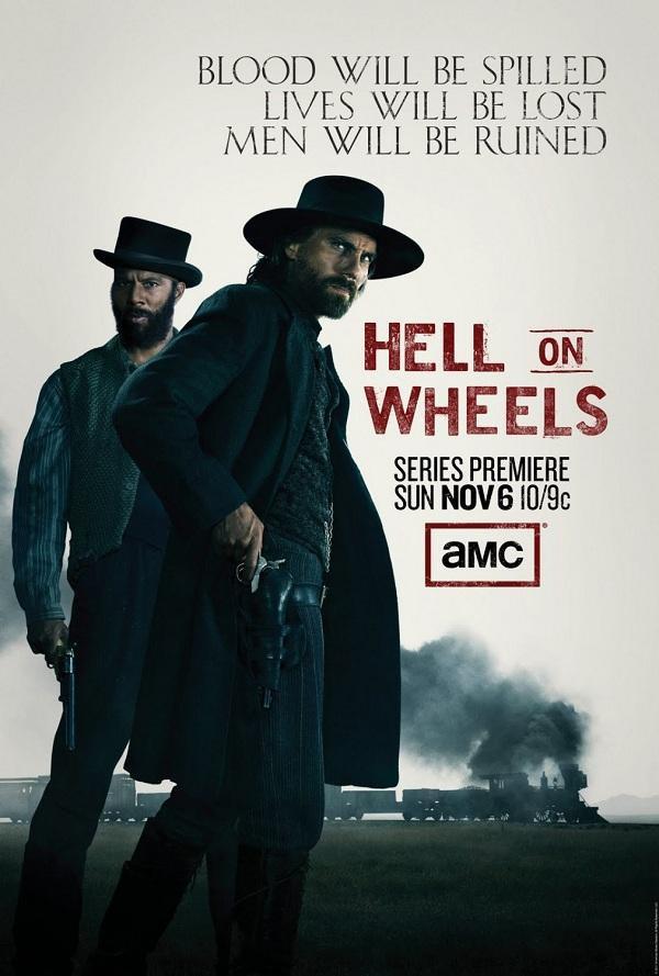Hell On Wheels Saison 1-2-