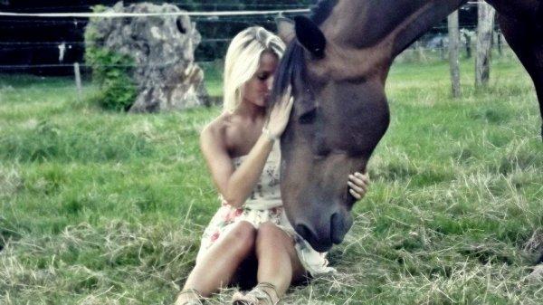 Présentation de ton cheval, celui de tes rêves, ou ton choucou.