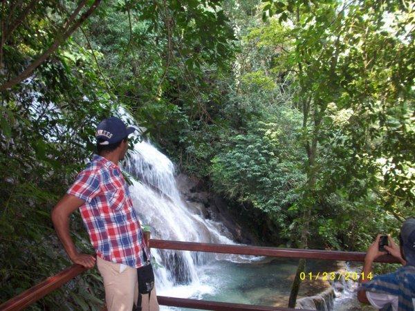 Cascades de Agua Azul, Chiapas, Mexico :)