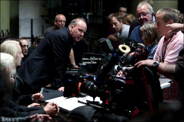 """Le début du tournage de """"The Woman In Black"""""""