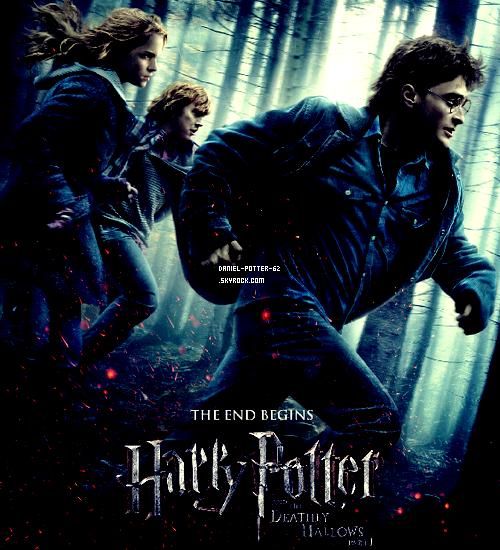 Nouveau poster HP7