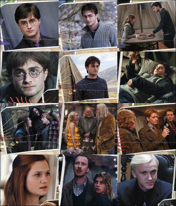 Nouveaux posters HP7