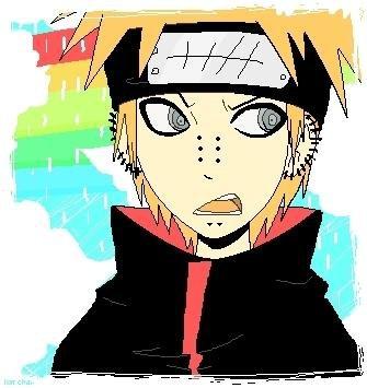 Quel personnage de l'Akatsuki es-tu ?
