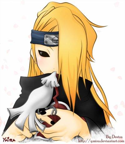 Quel membre de l'Akatsuki est ton petit copain ?