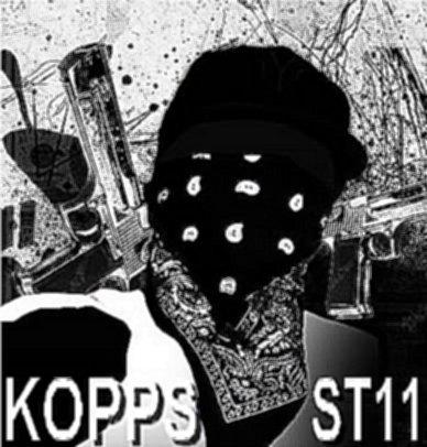 T'EN A MARRE HEIN ?? - KOPPS & ST11 ( 2012 ) (2012)