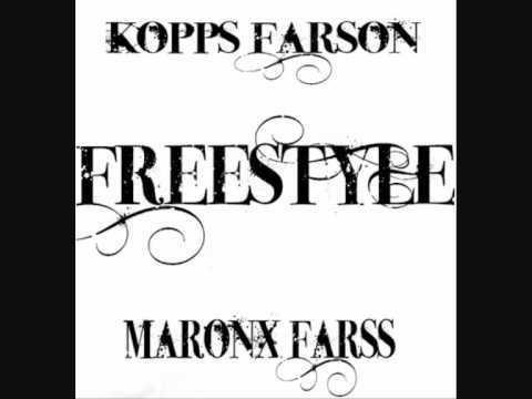 NEW !! FARSON x KOPPS x MARONX x FARSS - FREESTYLE INTRO [POETE DE LA STREET] !! NEW (2012)