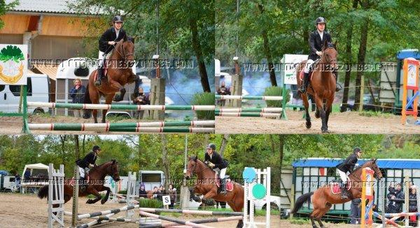 """""""C'est avec tellement de volonté qu'il a quitté le sol, il était vraiment en forme ce jour là, il était bien, tout le weekend il était bien, et je voulais rien laisser à prendre. C'est un cheval qui, plus tu vas vite, plus il monte en l'air."""" ~Eric Lamaze."""