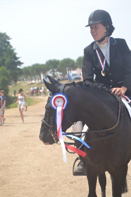Petit article pour mon Juju d'amour, et surtout pour le remercier pour ce titre de championne de France <3