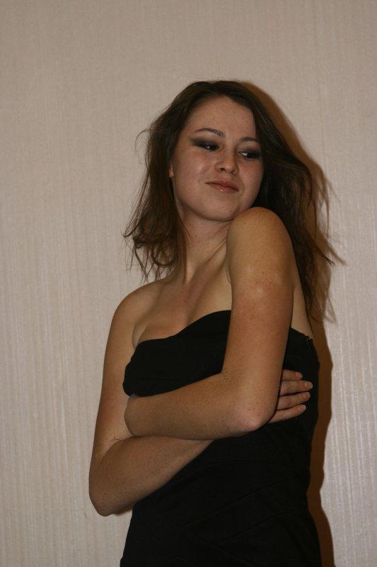 shooting robe de soirée