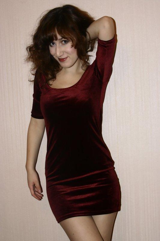 shooting robe de soirée à mon tour