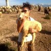 Zaho & La mascotte de Marrakech ;)