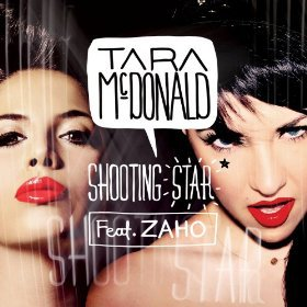 "Tara McDonald feat Zaho ""Shooting Star"" Enregistrement Studio, Parole Lyric Vidéo, Tournage Clip... :D"