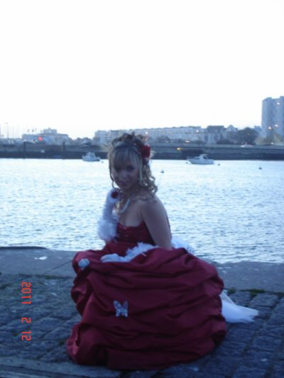 miss st valentin