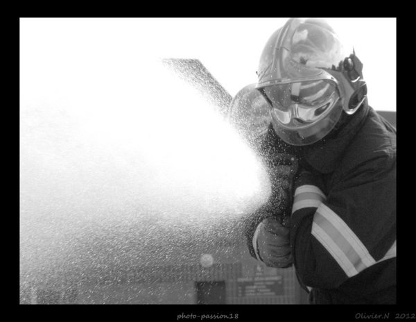 Les pompiers: Ma vie, Mon rêve, Mon avenir, Mon future, .. *_*