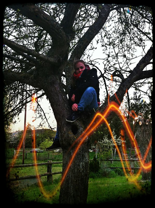 Me Reuh voilà monter dans un arbre :)