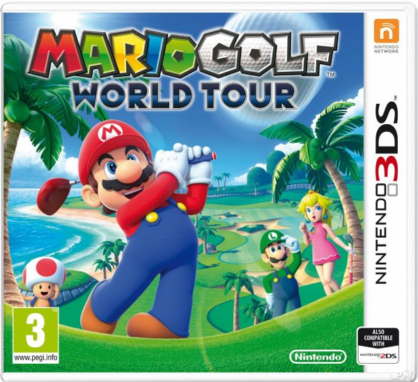 Mario Golf : World Tour
