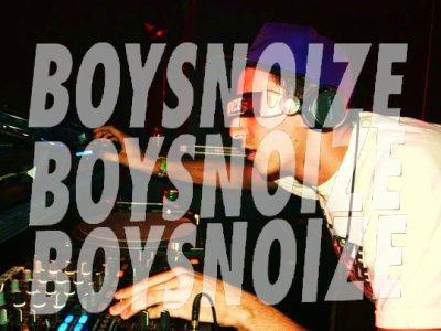 BOYS NOIZE BOYS NOIZE BOYS NOIZE