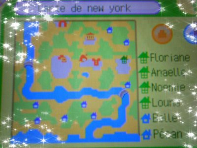Plan de nos ville et nos habitants