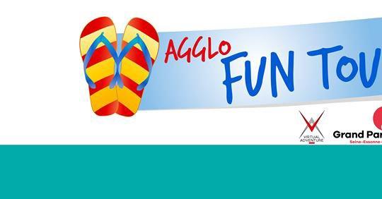 Agglo Fun Tour du 27 au 30 Aout à la Ferme Neuve à Grigny