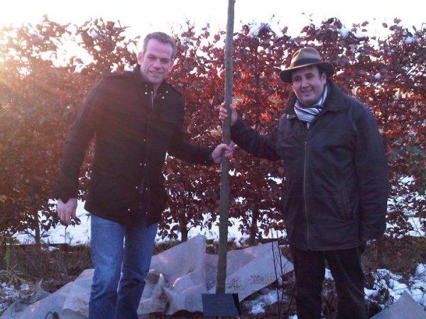 Photo de Garou du 27/11/2010 news de son facebook