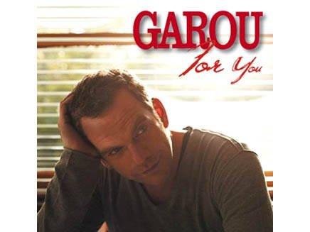 Pochette du nouveau single de Garou