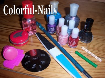 Giveaway chez cOlOrful-nails !