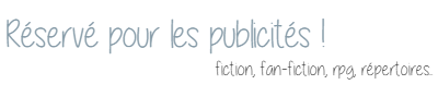 Publicités et Lectures