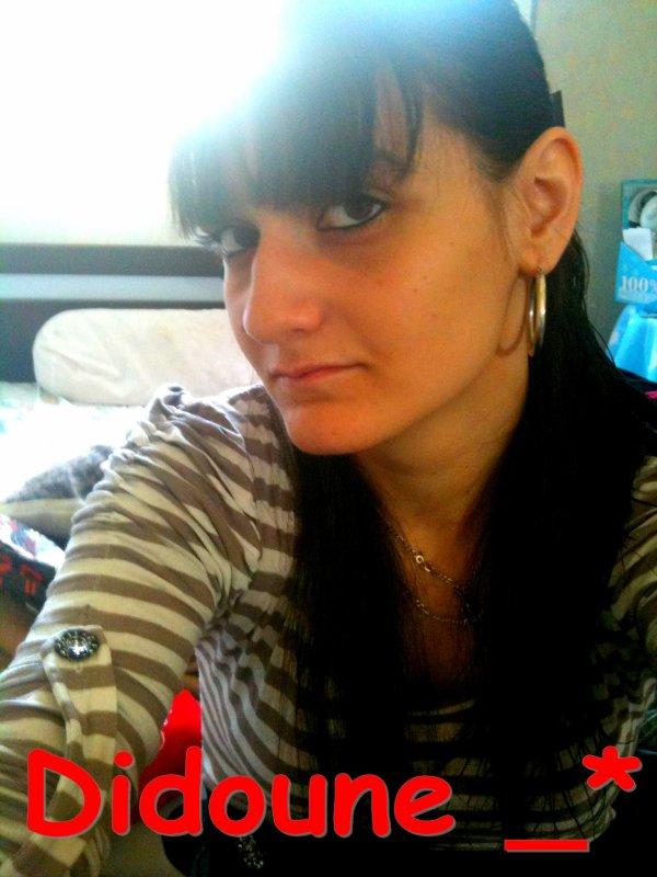 # Amandiine. DiidOùne. 27 Novembre. 19 ans. Maman, Doudou. ♥