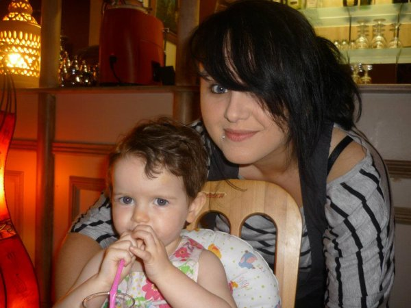 Ma nièce Noéline & Moi <3