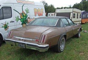 Oldsmobile Cutlass Supreme 1973-1978 maquette (by me)